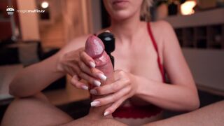 Joanne Johansson shows her slutty side in hardcore action Thumb