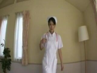 Cool Asian Nurse Uniform Bang-out Thumb