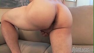 SchoolBabyxx: Dildo and hitachi cumshow Thumb