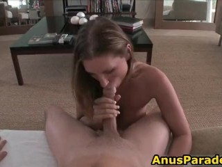 Anal Cream Pie from Friend Thumb