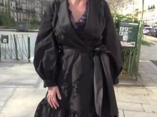 Порно раком секретарш с настоящими сиськами