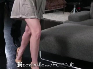 HD - Passion-HD Lily Carter backside pounded in her own hard-core video Thumb