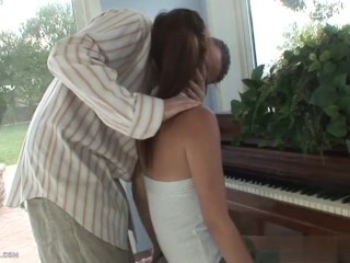 Gorgeous housewife surprise anal invasion Thumb
