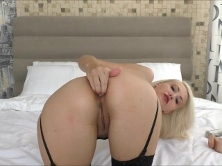 Assfucking fingerblasting Faux-cock banging Helena Moeller Thumb