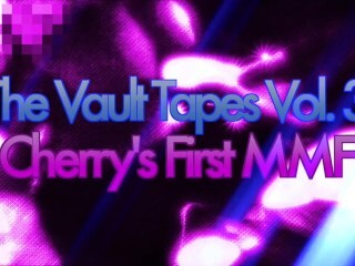 CHERRYSODA: THE VAULT TAPES: VOL. 3 - CHERRY'S Very First MMF-3SOME PART 2 OF 2 Thumb