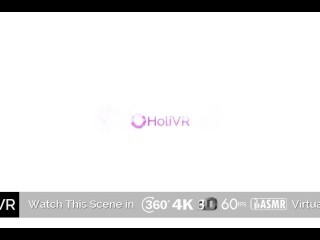 [HOLIVR] Insatiable Stewardess In Virtual Orgy _WWW.HOLIVR.COM Thumb