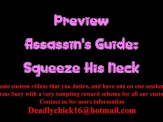 PREVIEW: Assassin's Guide: Squash His Neck Thumb