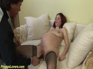 unshaved preggos poon nailed Thumb