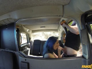 Naughty wifey JoJo cheats on her hubby with the cab driver Thumb