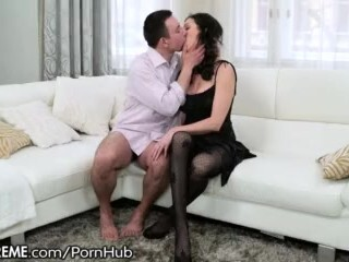 21Sextreme Insatiable Grannie Likes Youthfull Spunk-pump Thumb