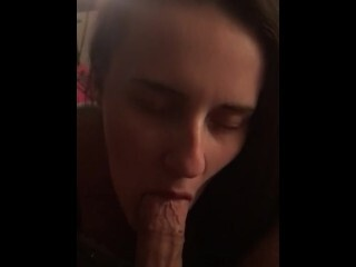 School Teenager GF Facial Cumshot Popshot Thumb