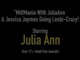 MilfMania With JuliaAnn & Jessica Jaymes Going Lesbi-Crazy! Thumb