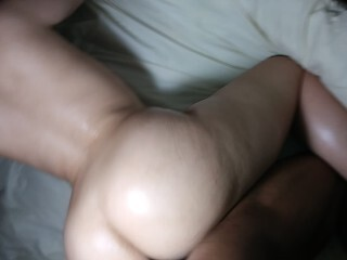 Huge butt GF cheats on BF with giant dark-hued dick for vengeance & get's filled! Thumb