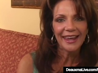 Mature Housewife Deauxma Jets Her Juices When Plowed In Ass! Thumb