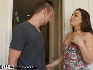 Kimber Forest Does Sister-in-law Roleplay for Boyfriend! Thumb