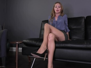 Regressed & Sissified - Age Regression Tights Dominance Female Dominance Thumb