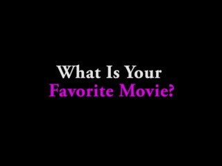 Ask A Porno Star: What Is Your Favourite Movie? Thumb
