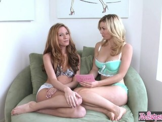 Twistys - Behind-the-scenes Conversation with Bree Morgan and Heather Vandeven Thumb