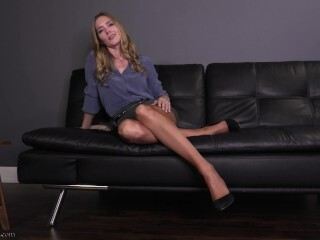 Secret Office Wear - Starlet 9 Office Dominance Sissification Total Flick Thumb