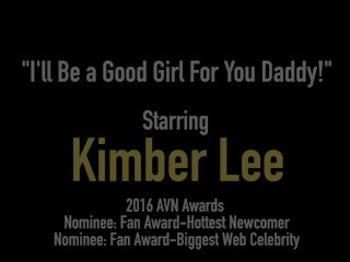 Mischievous Kimber Lee Demonstrates Stepparent How She'll Be Good! Thumb
