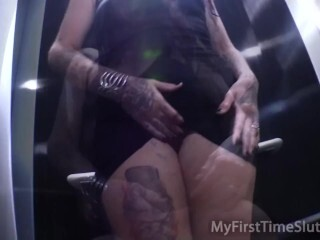 Kaleesi's Soiree Bus Group Sex Thumb
