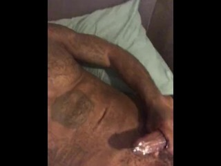 Bbc,solo male,big ebony cock, Thumb