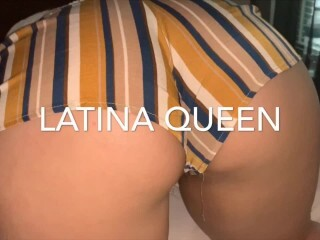 Latin Wifey Doggy Style Point Of View Latina Goddess Thumb