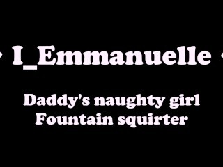 Spray in father's throat 69 and rubdown - I_Emmanuelle Chaturbate Thumb