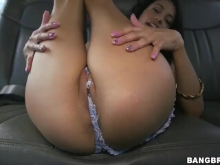 BANGBROS - Veronica Rodriguez In Miami, Mischievous For Penis On The Boink Bus! Thumb