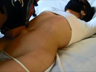 You taste my succulent abdomen PART 1 Wish of Paula Dt Fuckfest in stomach Thumb
